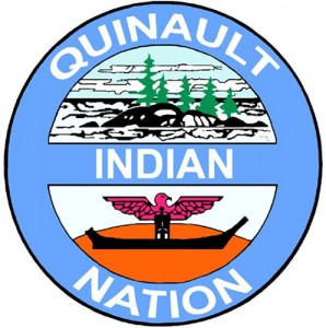 Quinault Tribal logo