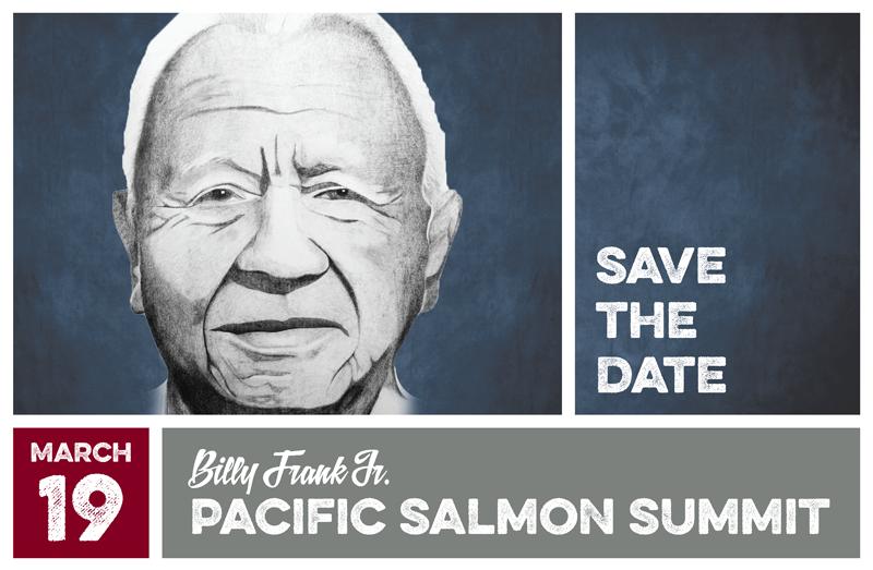Billy Frank Jr Pacific Salmon Summit